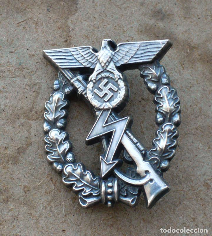 Militaria: 5 insignias .Tercer Reich. LOTE 1 - Foto 10 - 198573187