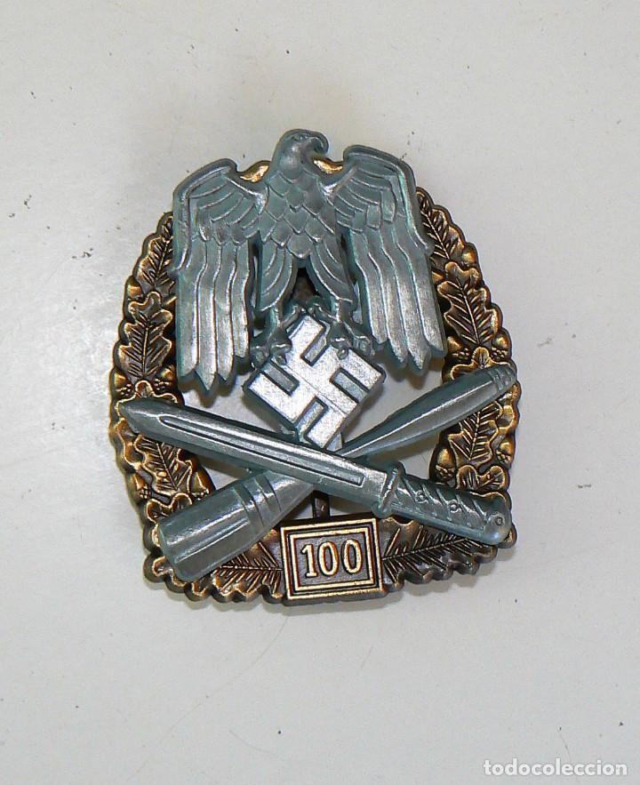 Militaria: 5 insignias .Tercer Reich. LOTE 1 - Foto 13 - 198573187