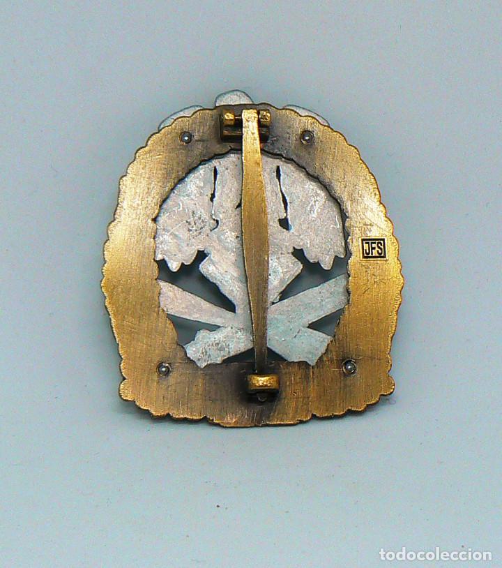 Militaria: 5 insignias .Tercer Reich. LOTE 1 - Foto 14 - 198573187