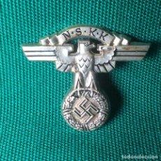 Militaria: ÁGUILA NAZI DE UNIFORME. Lote 198605967