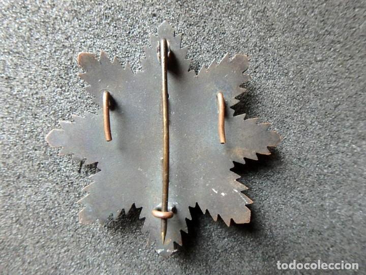 Militaria: (JX-200381)Medalla , placa y pin del Fomento Europeo , cinta España . - Foto 8 - 198634371