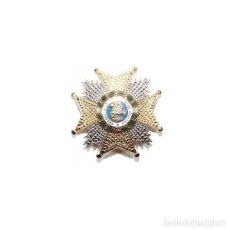 Militaria: PLACA DE LA REAL ORDEN DE SAN HERMENEGILDO. PREMIO A LA CONSTANCIA MILITAR. Lote 198813407
