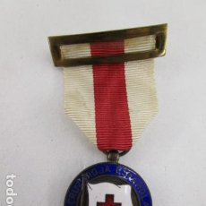 Militaria: MEDALLA FIESTA DE LA BANDERITA CRUZ ROJA . Lote 198837021