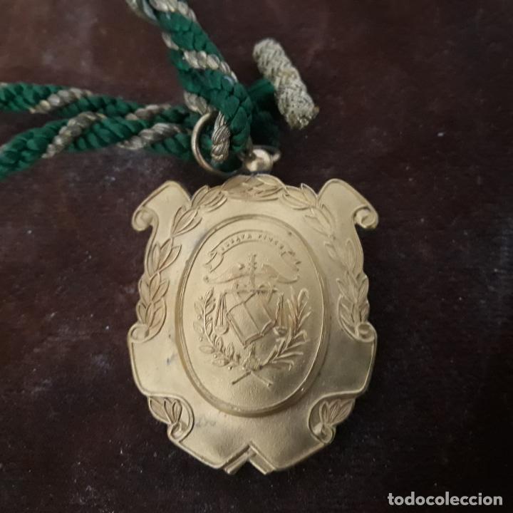 Militaria: medalla instituto de censores jurados de cuentas de españa - Foto 2 - 198901596