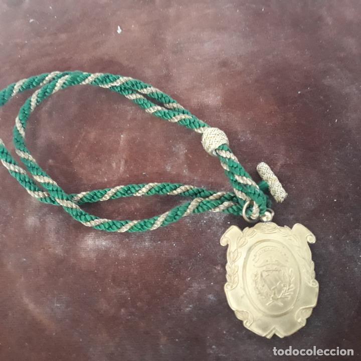 MEDALLA INSTITUTO DE CENSORES JURADOS DE CUENTAS DE ESPAÑA (Militar - Medallas Españolas Originales )