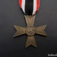 Militaria: CRUZ AL MERITO DE GUERRA SIN ESPADAS 2ª CLASE. III REICH. AÑOS 1939-45. Lote 199043751