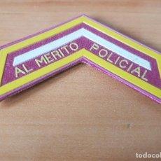 Militaria: AL MERITO POLICIAL POLICIA MUNICIPAL DE MADRID. Lote 199464866