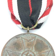 Militaria: MEDALLA DE LA CRUZ AL MÉRITO DE GUERRA. ALEMANIA. 1939-1945. 2ª GUERRA MUNDIAL. ORIGINAL. Lote 199696120
