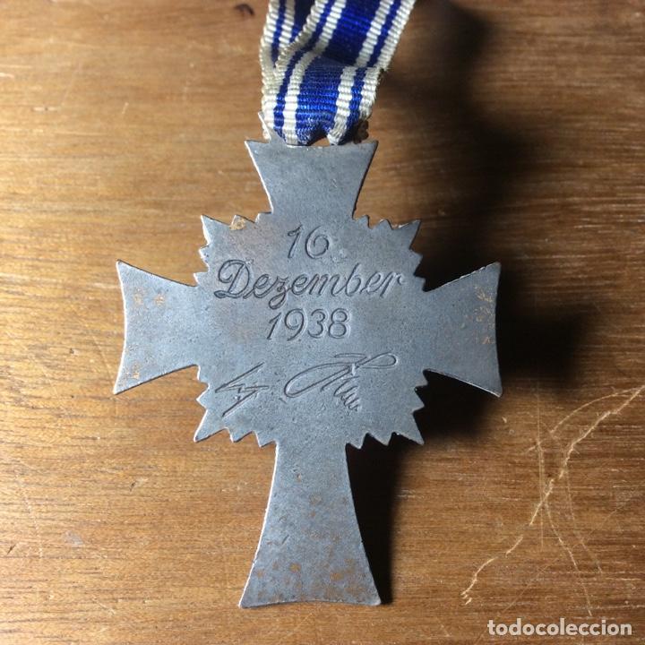 Militaria: La cruz de madre - Foto 2 - 199728162