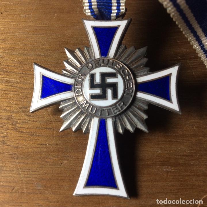 Militaria: La cruz de madre - Foto 3 - 199728162