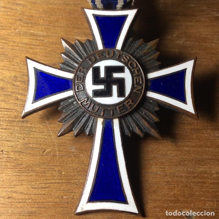 Militaria: La cruz de madre - Foto 2 - 199728367