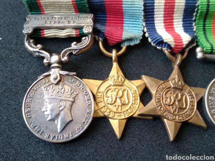 Militaria: Asador miniatura inglés Gran Bretaña - Foto 2 - 199775240
