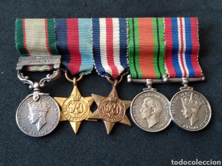 Militaria: Asador miniatura inglés Gran Bretaña - Foto 3 - 199775240