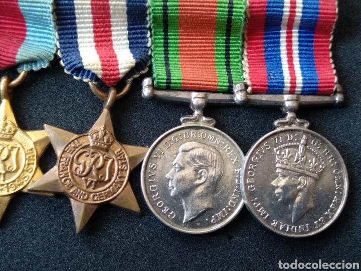 Militaria: Asador miniatura inglés Gran Bretaña - Foto 6 - 199775240