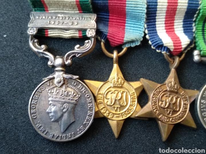 Militaria: Asador miniatura inglés Gran Bretaña - Foto 7 - 199775240