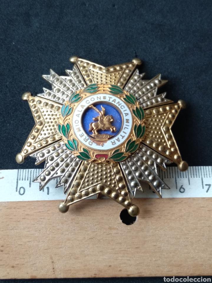 Militaria: Gran placa orden de San Hermenegildo - Foto 3 - 199831590