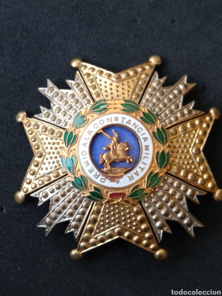 GRAN PLACA ORDEN DE SAN HERMENEGILDO (Militar - Medallas Españolas Originales )