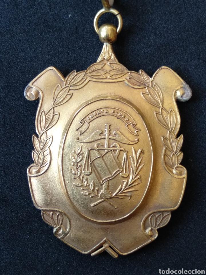 Militaria: Medalla instituto de censores jurados de cuentas - Foto 2 - 199832430
