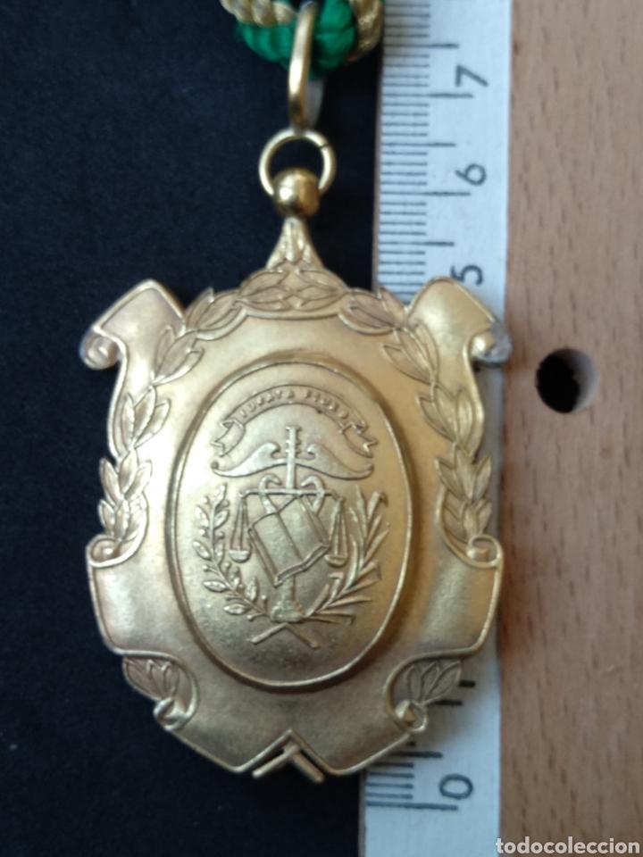 Militaria: Medalla instituto de censores jurados de cuentas - Foto 4 - 199832430