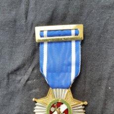 Militaria: MEDALLA DE SAN JUAN DE POLICÍA MUNICIPAL DE MADRID. Lote 199919783