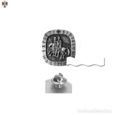 Militaria: PIN TEMPLARIO BROCHE CABALLEROS DEL TEMPLE ESMALTADO. Lote 228667640