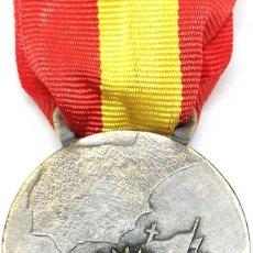 Militaria: RÉPLICA MEDALLA ARRIBA ESPAÑA. ITALIA. GUERRA CIVIL ESPAÑOLA. 1936-1939. CTV CORPPO DI TRUPPE VOLONT. Lote 200846297