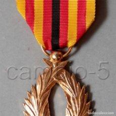 Militaria: PALMAS DE LA ORDEN DE LA CORONA - BÉLGICA-. Lote 65884866