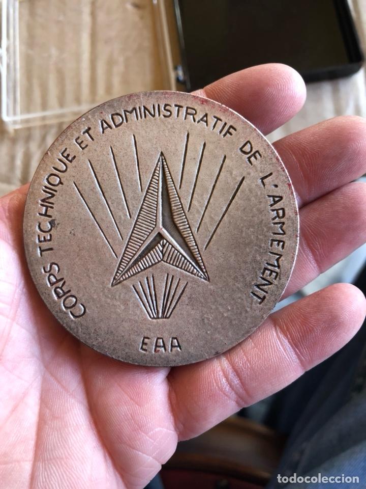 Militaria: Antigua medalla francesa militar - Foto 2 - 201550413