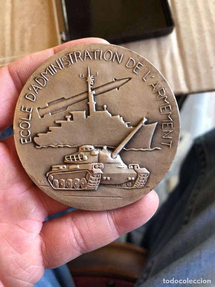 ANTIGUA MEDALLA FRANCESA MILITAR (Militar - Medallas Internacionales Originales)