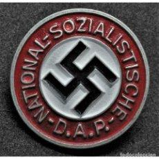 Militaria: INSIGNIA PIN DEL NSDAP ALEMANIA PARTIDO NAZI TERCER REICH. Lote 201590088