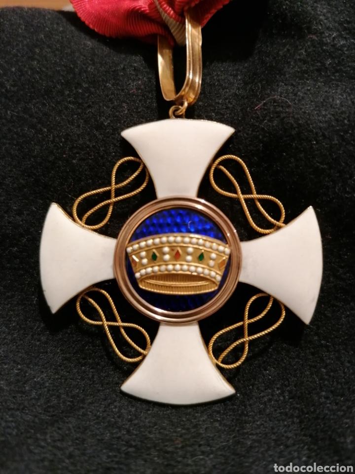 Militaria: Ordine della Corona d'Italia. Order of the Crown of Italy. Knight (Cavaliere) - Foto 2 - 201892968