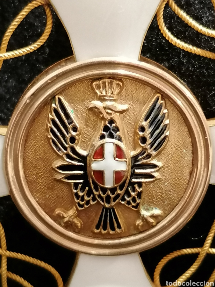 Militaria: Ordine della Corona d'Italia. Order of the Crown of Italy. Knight (Cavaliere) - Foto 4 - 201892968