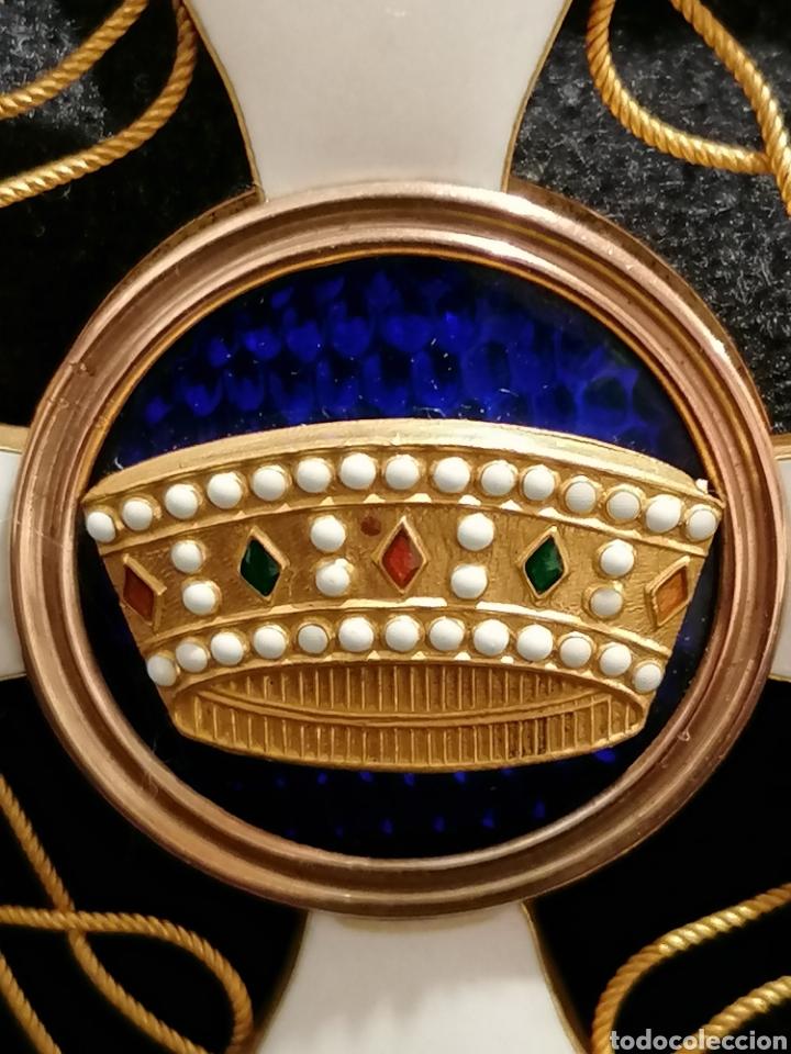 Militaria: Ordine della Corona d'Italia. Order of the Crown of Italy. Knight (Cavaliere) - Foto 5 - 201892968