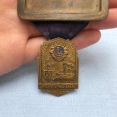 Militaria: MEDALLA LIONS INTERNATIONAL HAVANA CUBA 1940. Lote 202478357