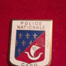 Militaria: ANTIGUA INSIGNIA POLICE NATIONALE, C. A. P. U.. Lote 202498615