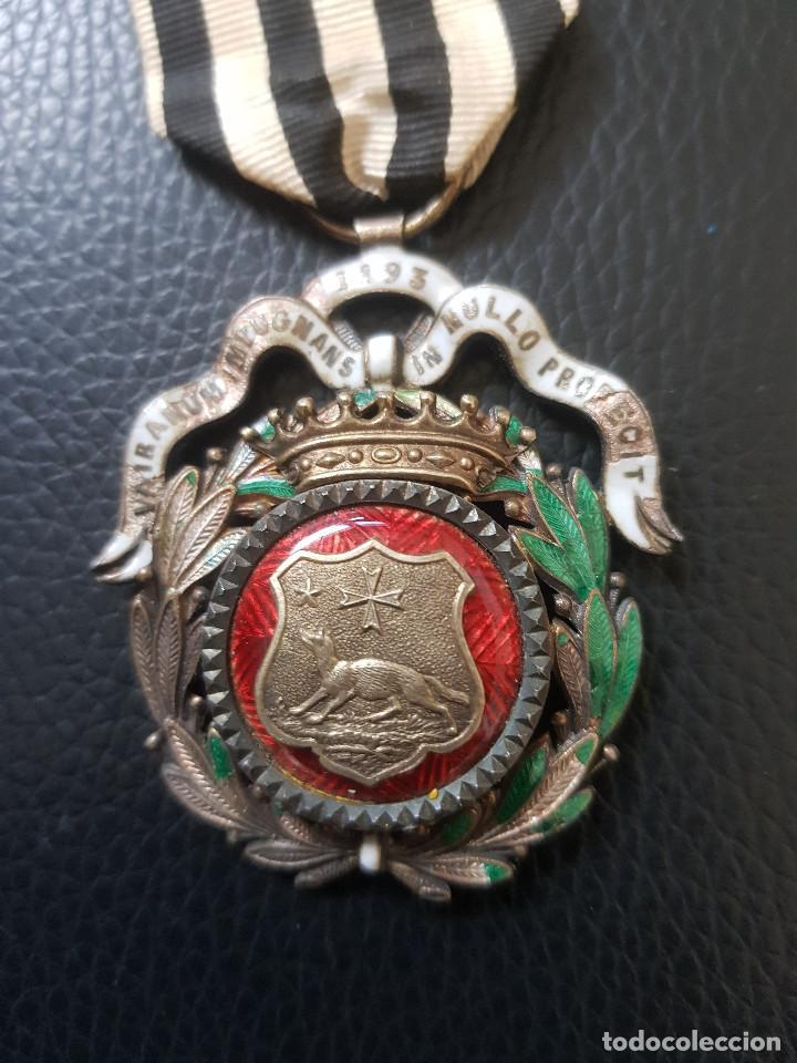 ANTIGUA MEDALLA (Militar - Medallas Españolas Originales )