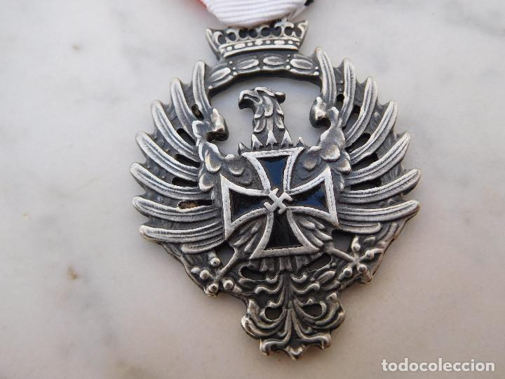 MEDALLA DE LA CAMPAÑA EN RUSIA DE LA DIVISIÓN AZUL (Militar - Reproducciones y Réplicas de Medallas )