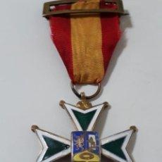 Militaria: MEDALLA ANTIGUA.A IDENTIFICAR. Lote 203158635