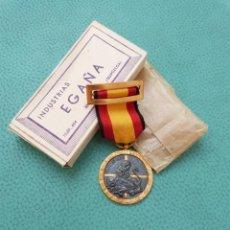 Militaria: MEDALLA DE LA CAMPAÑA 1936 - 1939 GUERRA CIVIL CON CAJA. Lote 203404013