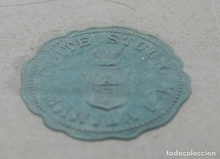 Militaria: Retrato con medallas. 1915. Isabel la Católica - Foto 4 - 203839413