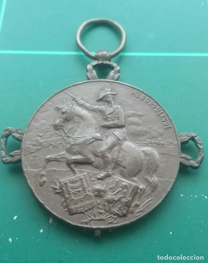 CENTENARIO DE CÁDIZ. BRONCE. ALFONSO XIII (Militar - Medallas Españolas Originales )