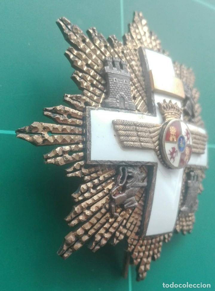 Militaria: Placa Gran Cruz Mérito Aeronáutico. Franco - Foto 4 - 203893427