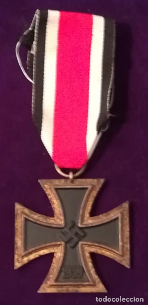 REPLICA CRUZ DE HIERRO DE 2ª CLASE 1939.REPLICA (Militar - Reproducciones y Réplicas de Medallas )