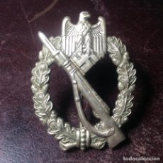 Militaria: CONDECORACIÓN NAZI IIG.M. ( RARA , VERCION PLATA - PLATEADA ). Lote 203936595