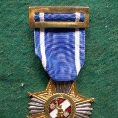 Militaria: MEDALLA ESPAÑOLA AYUNTAMIENTO DE MADRID 25 AÑOS DE SERVICIO DE POLICIA. Lote 203988775
