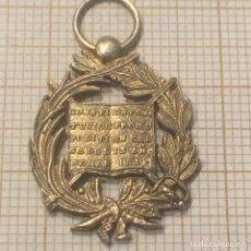 Militaria: MEDALLA DE DISTINCION DEL 7 DE JULIO DE 1822. Lote 204000413