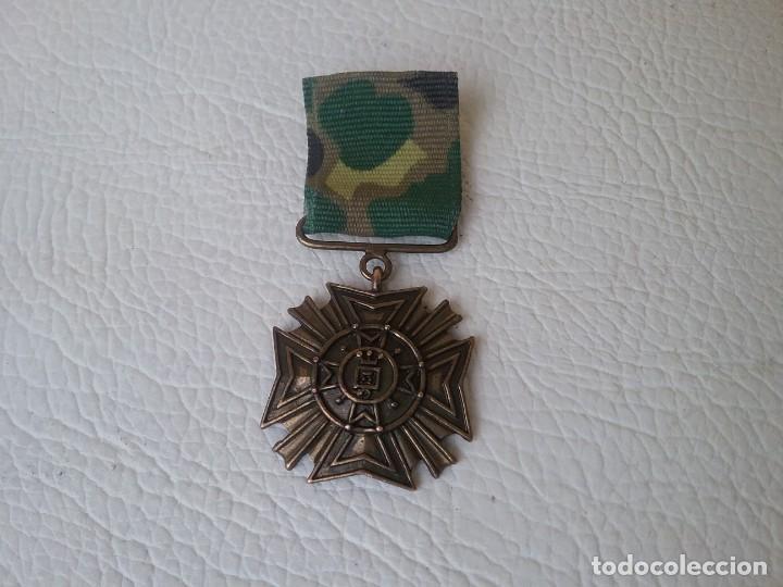 RÉPLICA DE MEDALLA MILITAR (Militar - Reproducciones y Réplicas de Medallas )