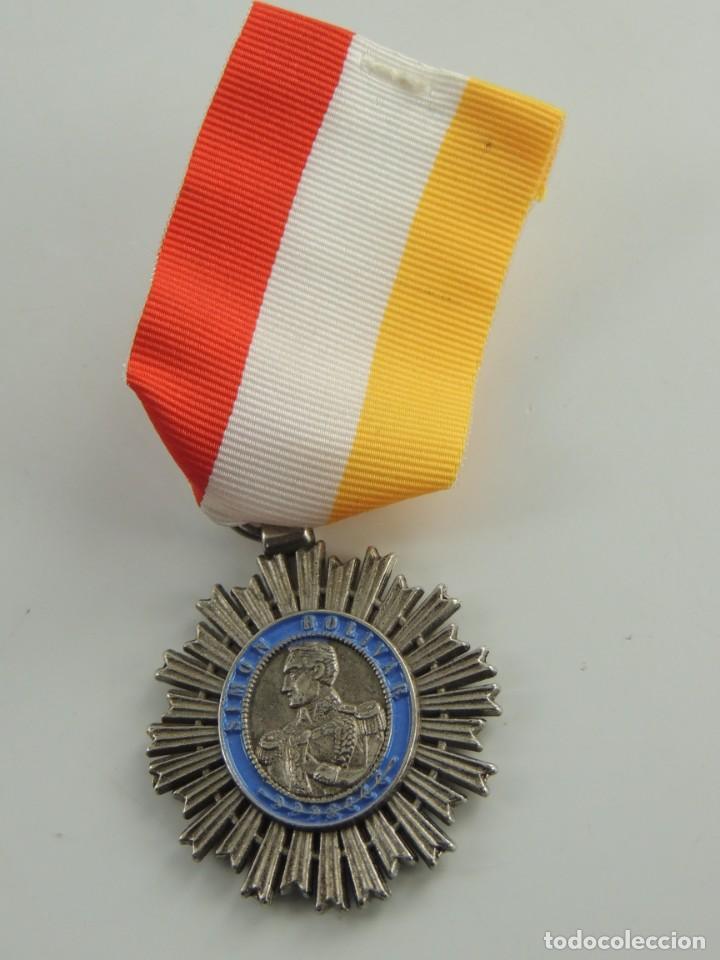 COLOMBIA. REPRODUCCIÓN DE LA ORDEN DE SIMÓN BOLÍVAR. (Militar - Reproducciones y Réplicas de Medallas )