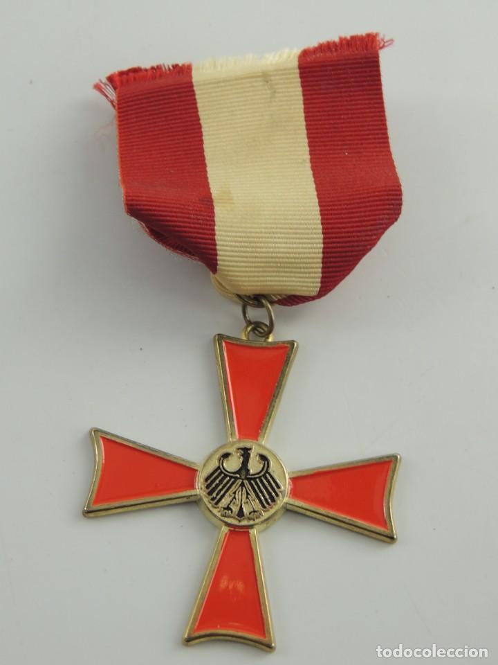 MEDALLA REPLICA/ AGUILA ALEMANIA (Militar - Reproducciones y Réplicas de Medallas )