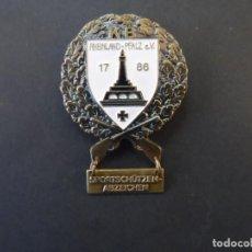 Militaria: MEDALLA KYFFHÄUSERBUND COMPETICION TIRADOR MILITAR PRUSIANO. BRONCE. REPUBLICA DE WEIMAR- III REICH. Lote 204508742